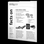 Button Battery Safety Fact Sheet